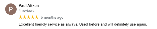 Google review 8